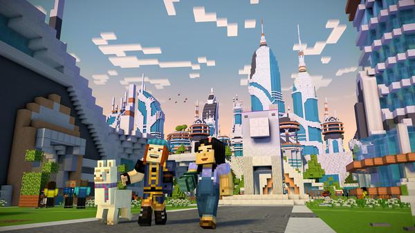 Minecraft Story Mode Season Two Episode 1 PC Game