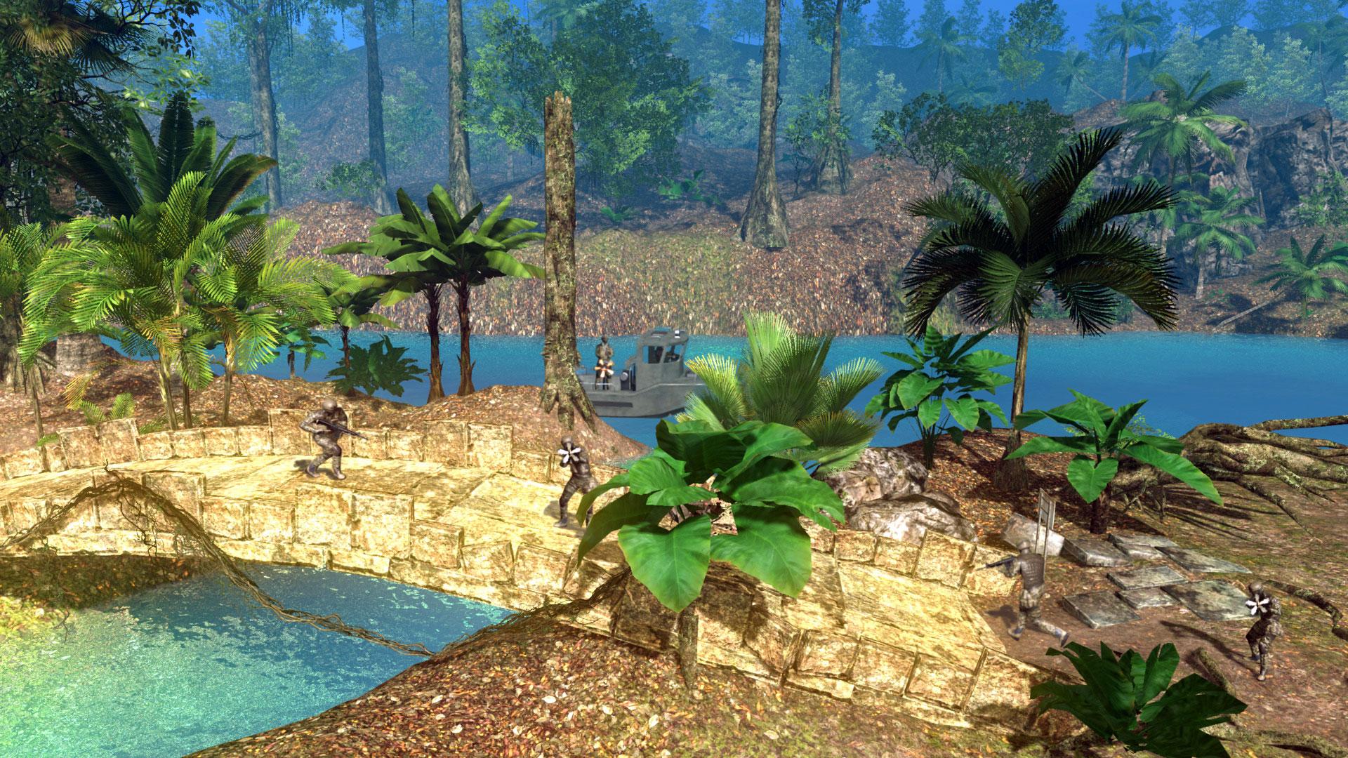 Operation Warcade VR screenshot