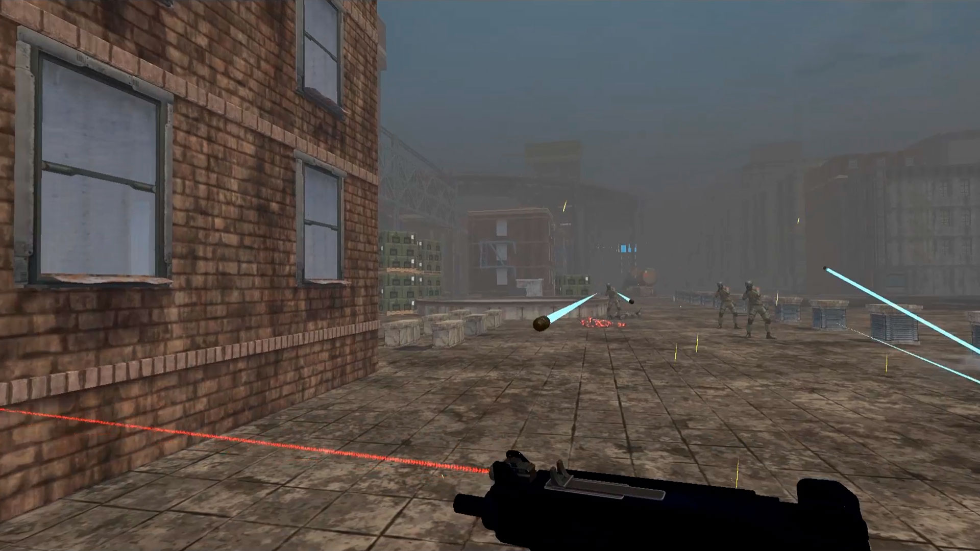 Operation Warcade VR screenshot