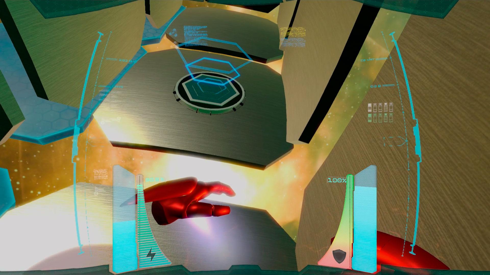 Lander 8009 VR screenshot