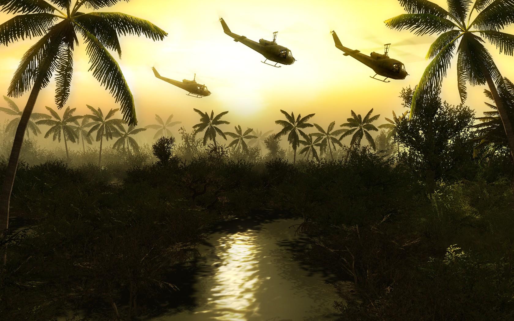 Men of War: Vietnam screenshot