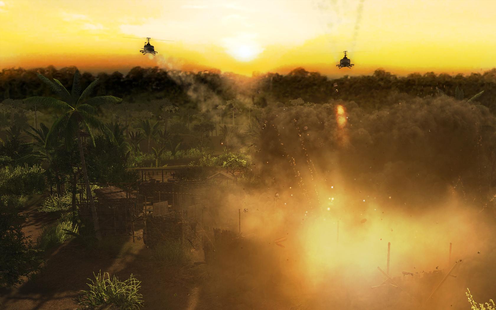 Men of War: Vietnam Special Edition Upgrade Pack screenshot