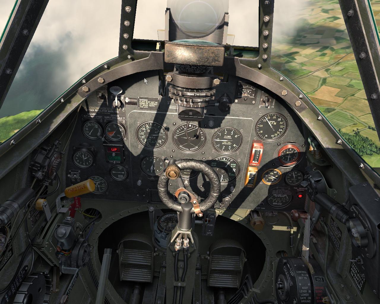 IL-2 Sturmovik: Cliffs of Dover screenshot
