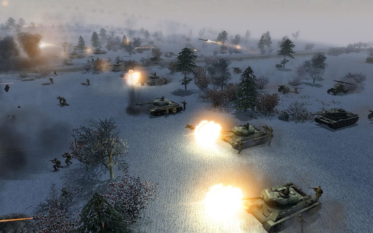 Download Men of War: Assault Squad Full PC Game