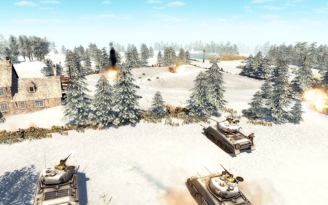 Men of War: Assault Squad - MP Supply Pack Alpha screenshot
