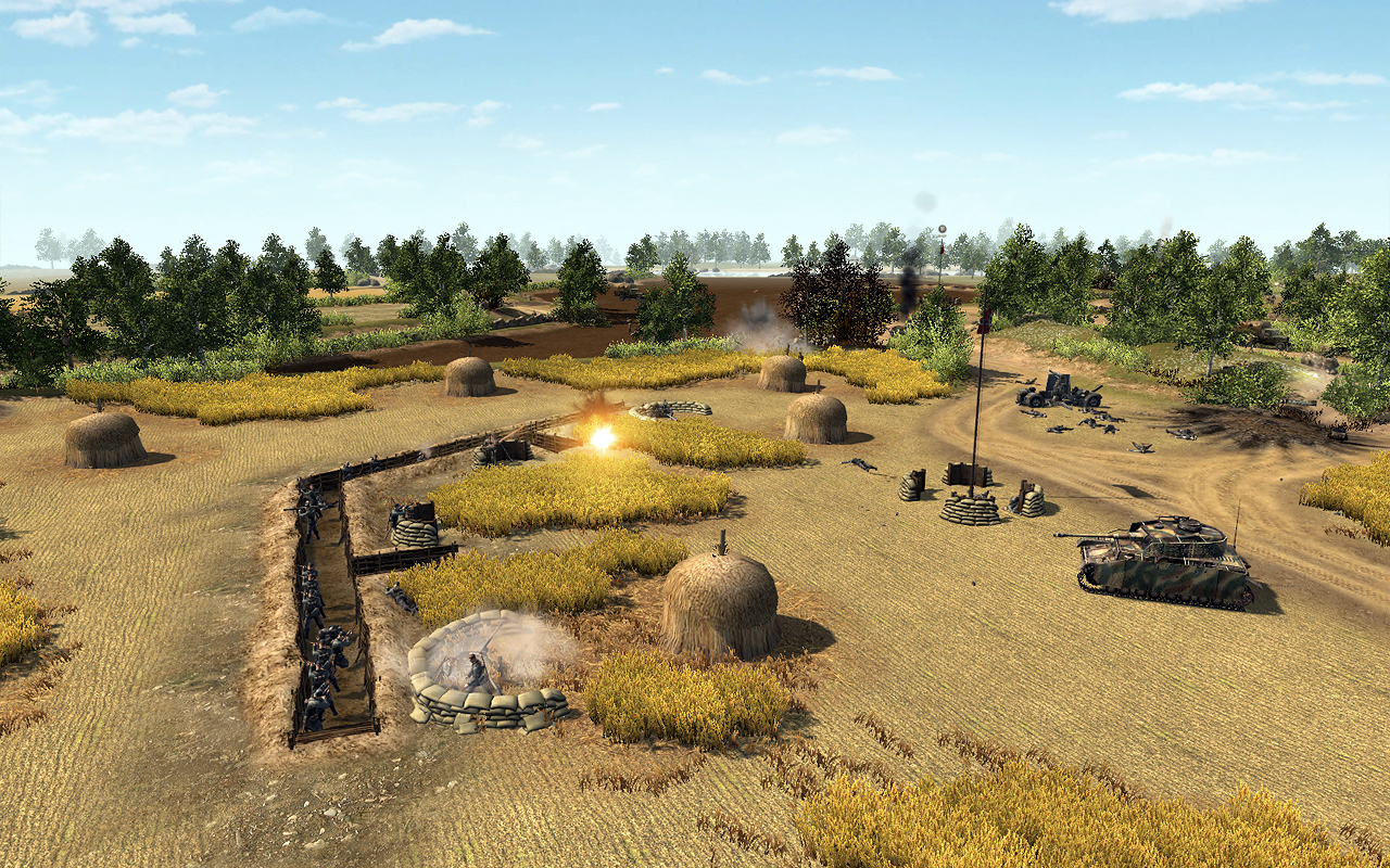 Men of War: Assault Squad - Skirmish Pack screenshot
