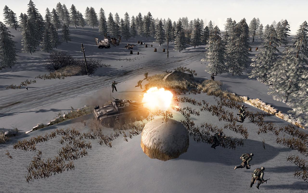 Men of War: Assault Squad - MP Supply Pack Bravo screenshot