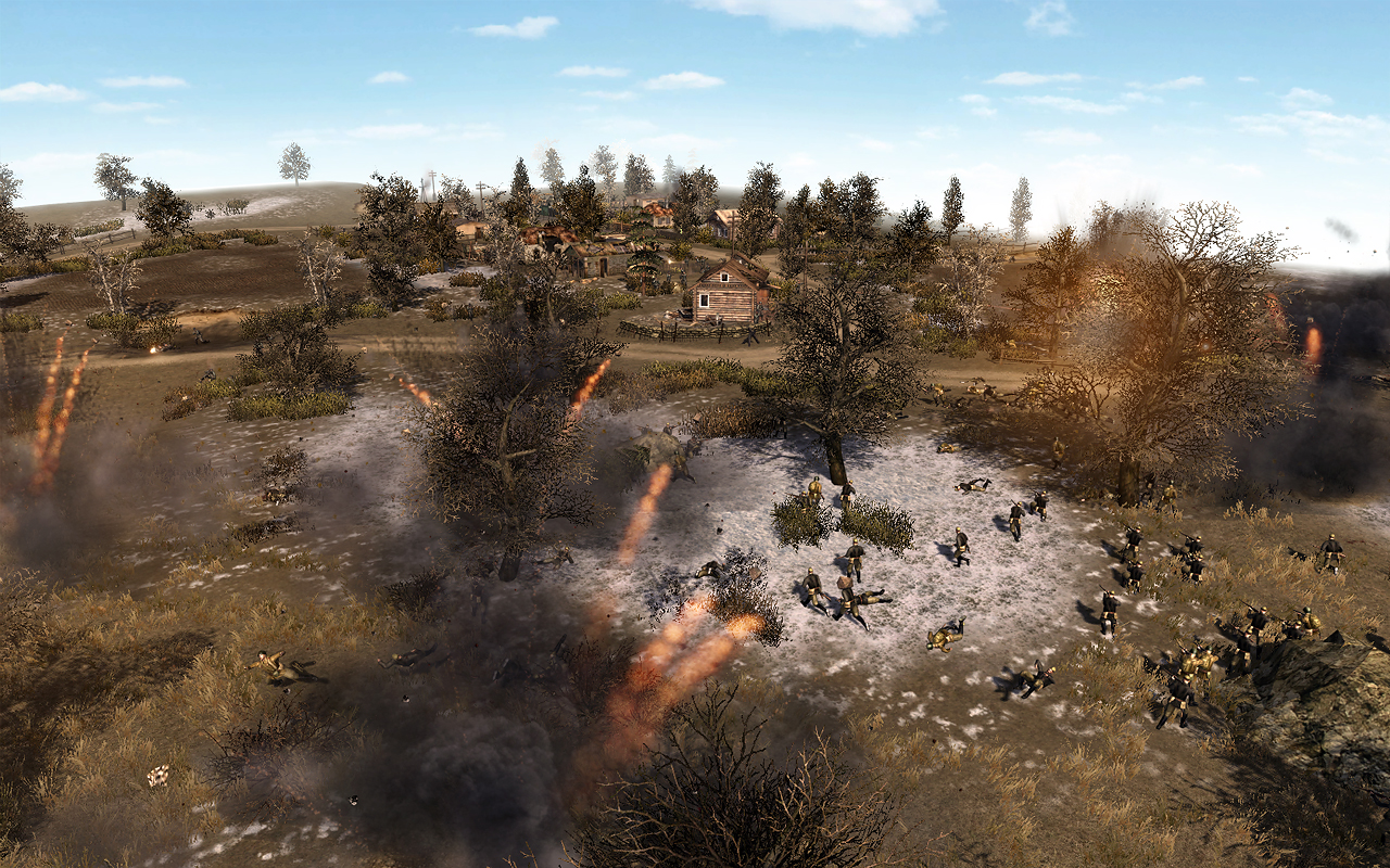 Men of War: Assault Squad - MP Supply Pack Charlie screenshot