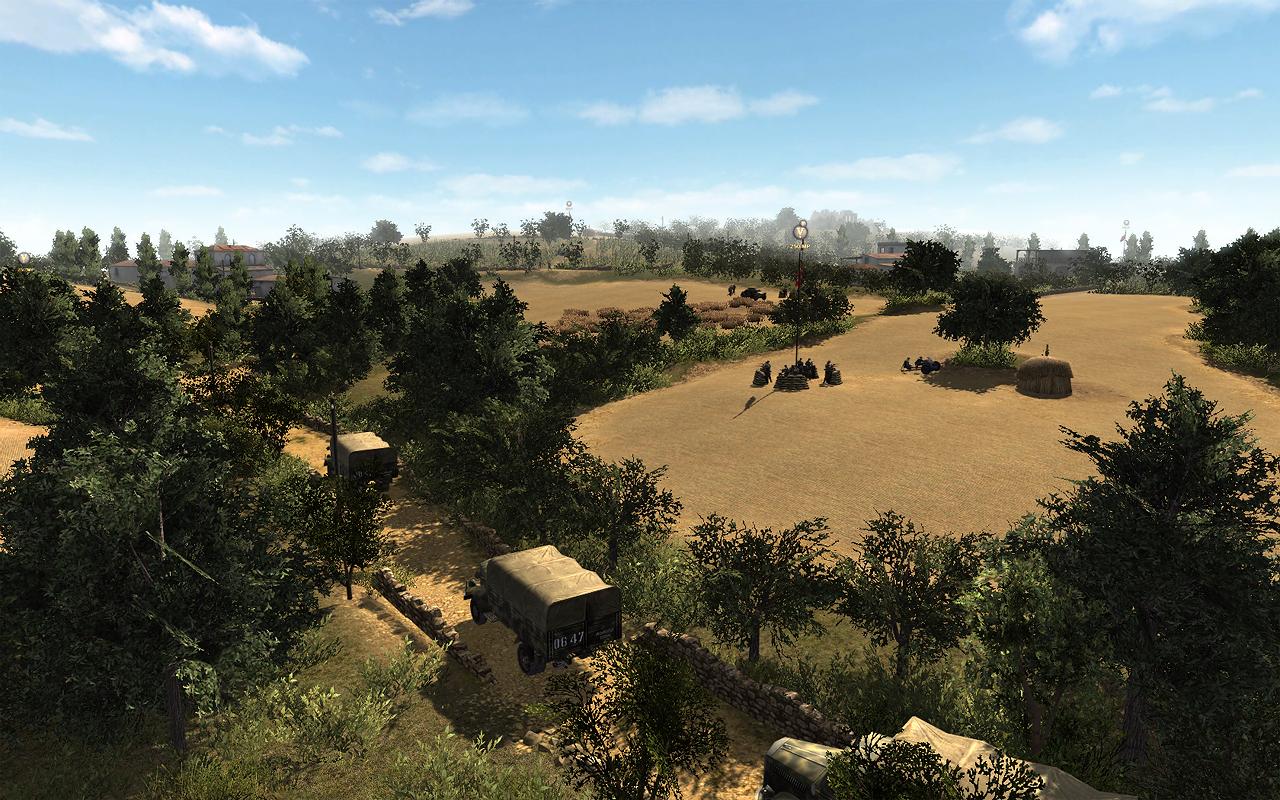 Men of War: Assault Squad - Skirmish Pack 2 screenshot