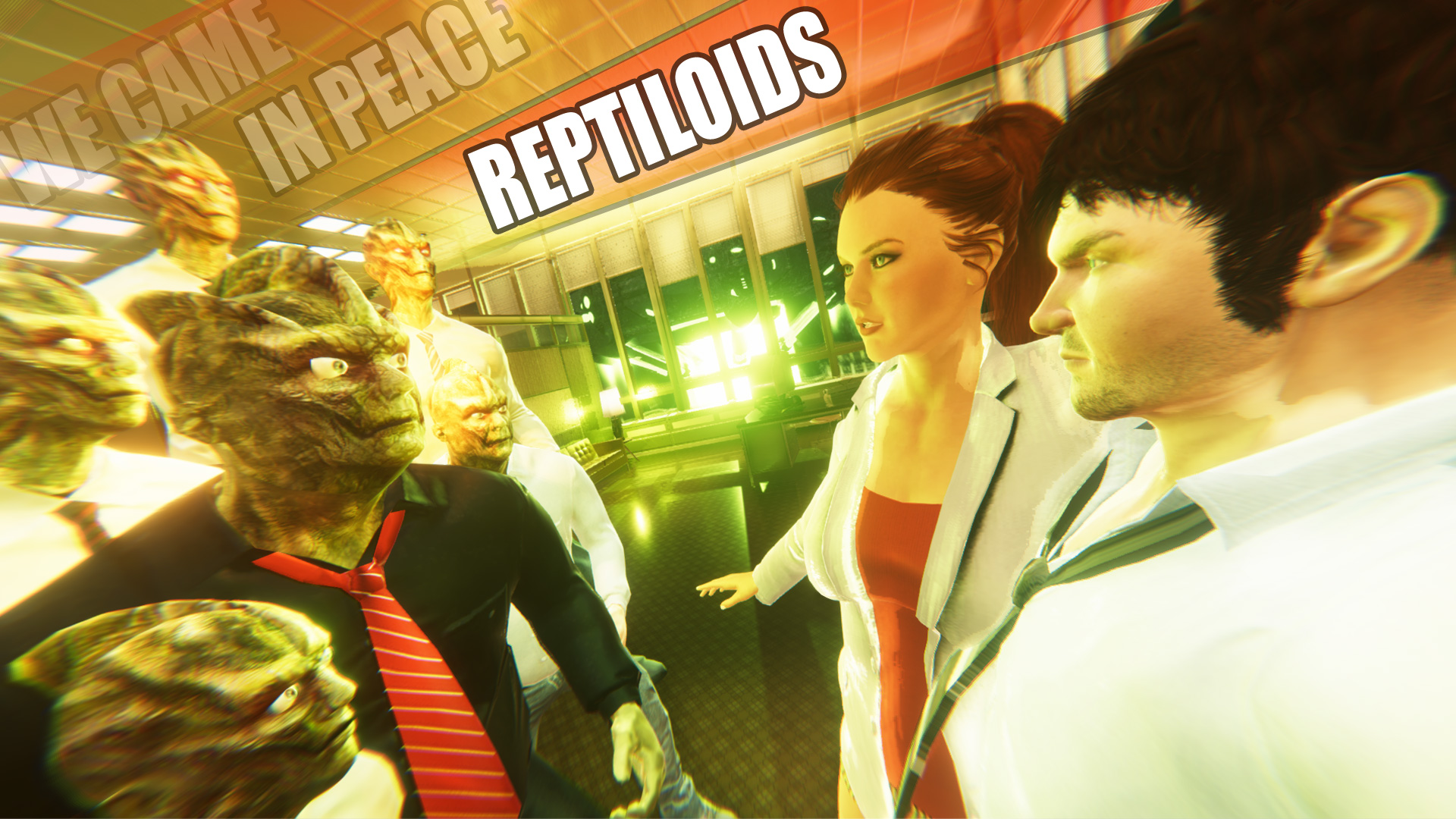 REPTILOIDS screenshot