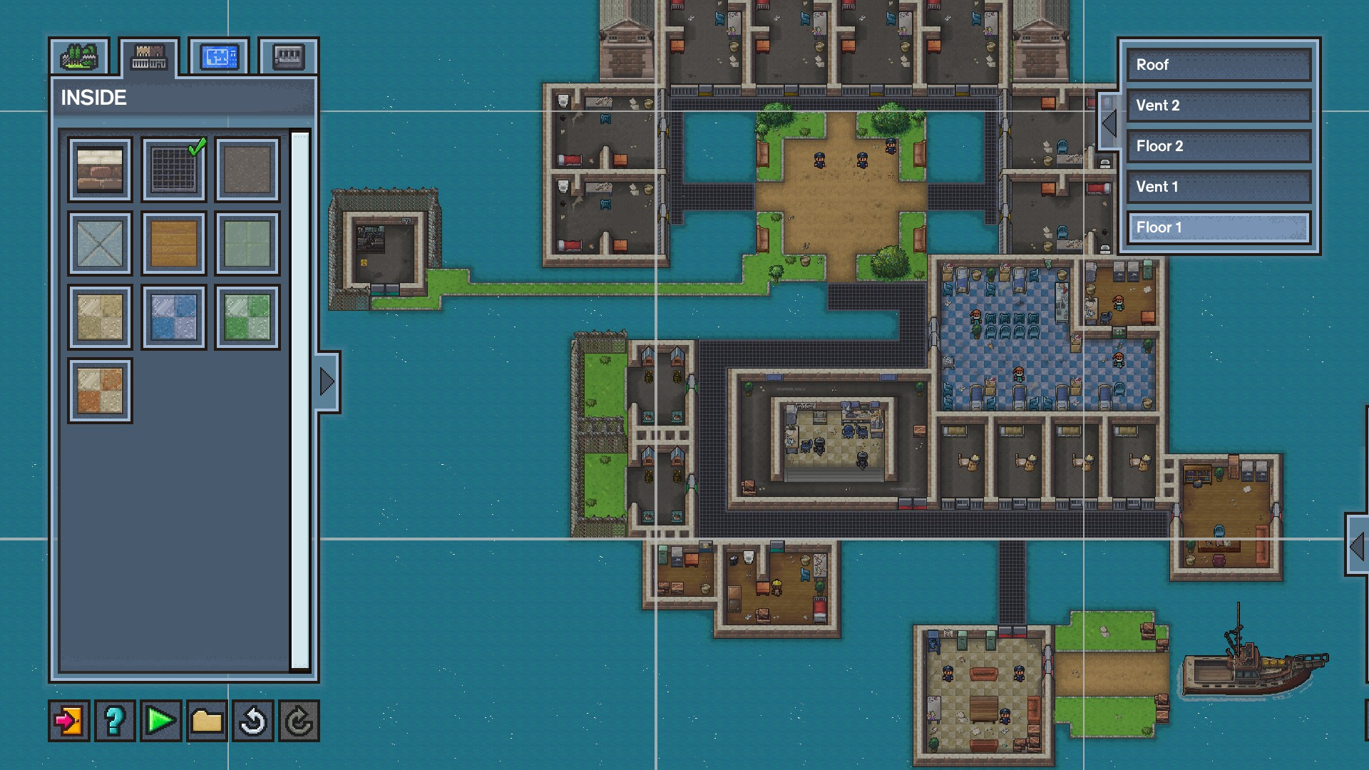 Play Home Design Story On Pc   The Escapists 2 On Steam