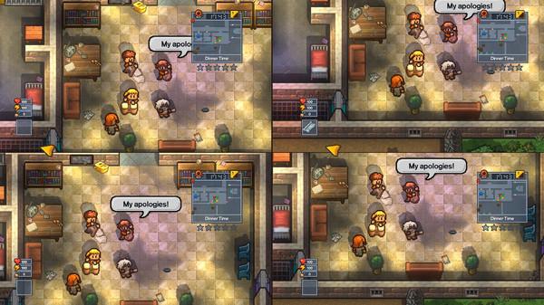 تحميل لعبة Escapists Plaza