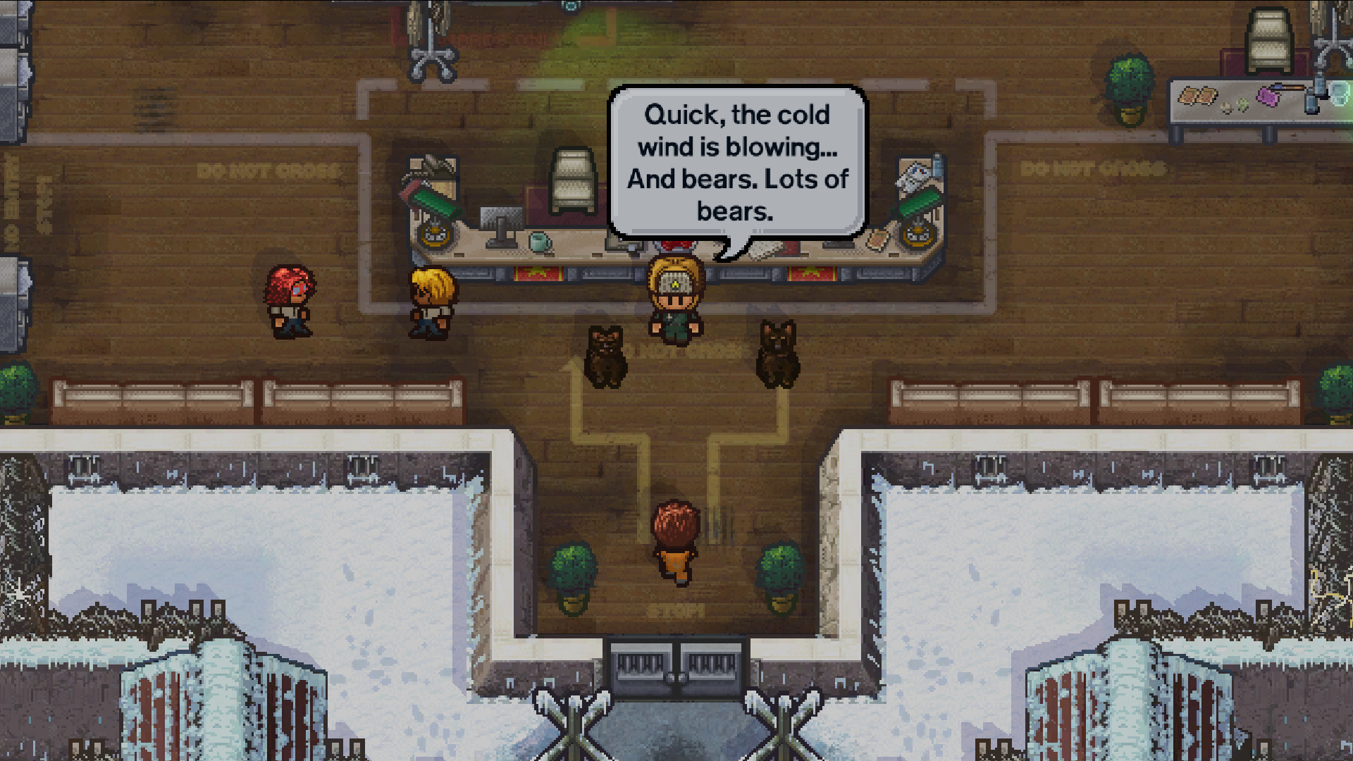 The Escapists 2 [RePack] [2017 Rus Eng]