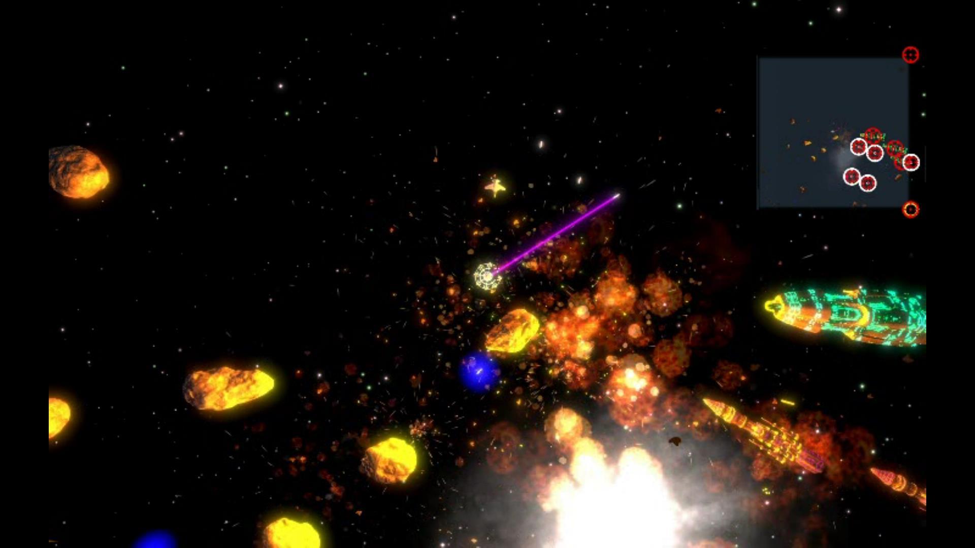 Quadrant M4 screenshot