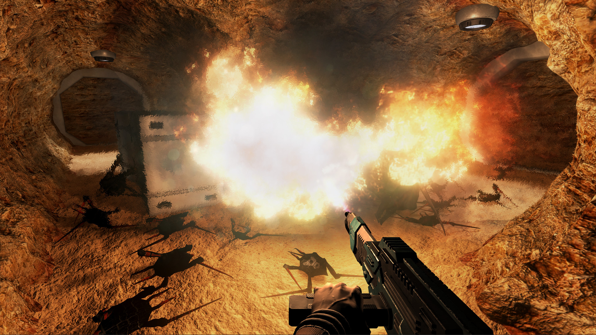 Return to Planet X screenshot