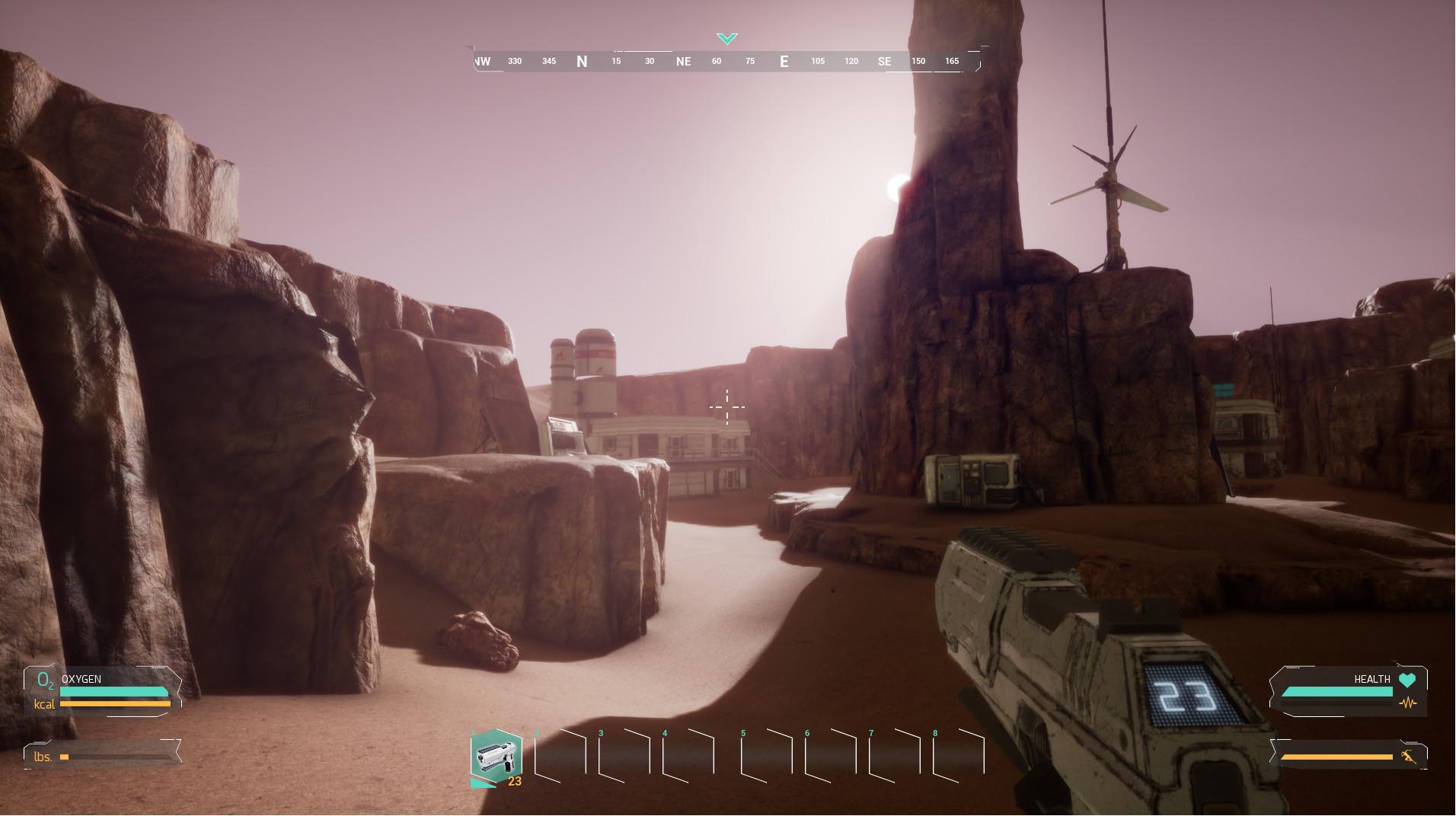 MEMORIES OF MARS screenshot