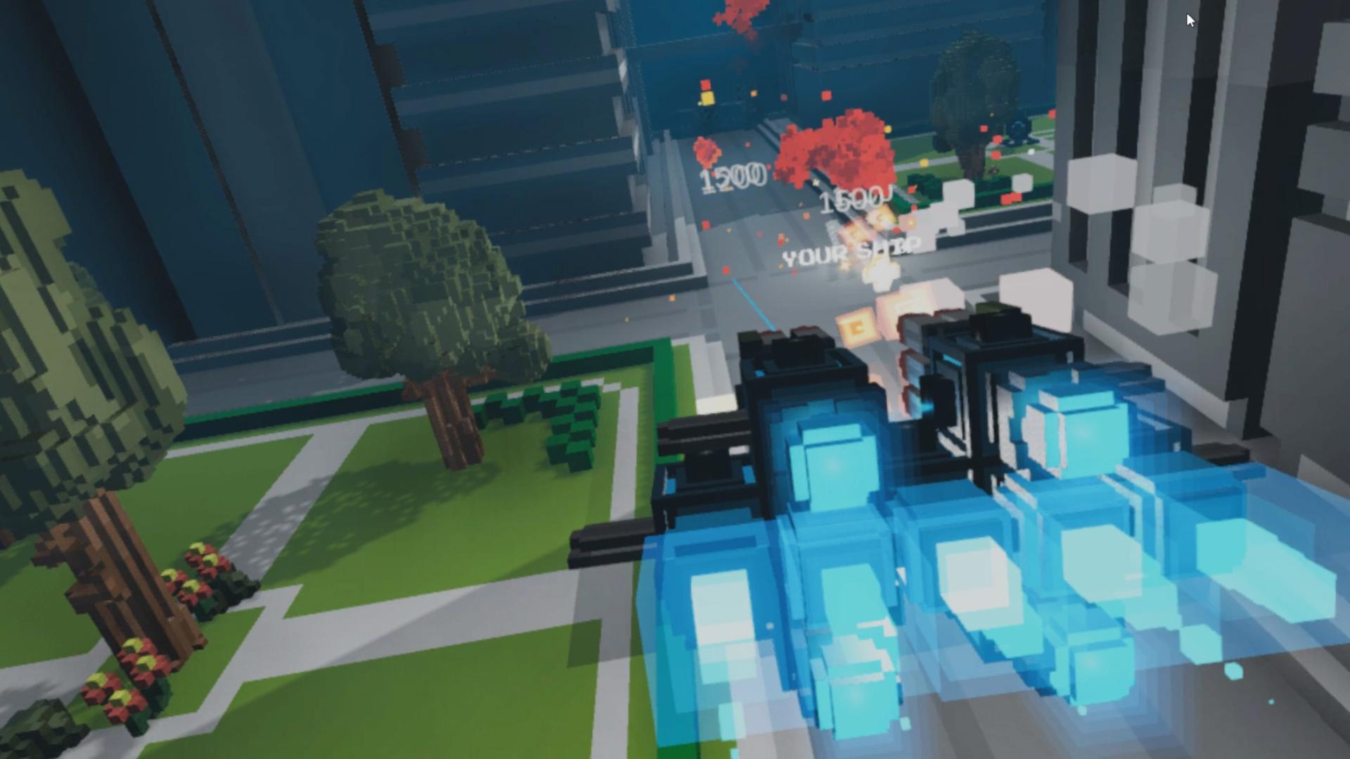 VRゲーム、Xion、イメージ