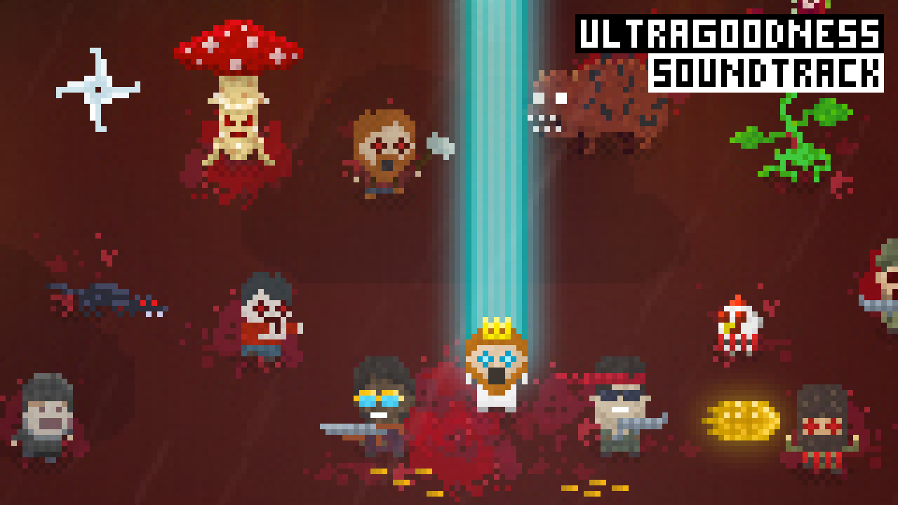 UltraGoodness - Soundtrack screenshot