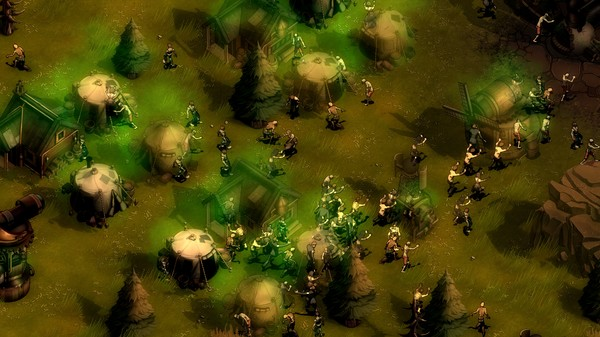 They Are Billions screenshots