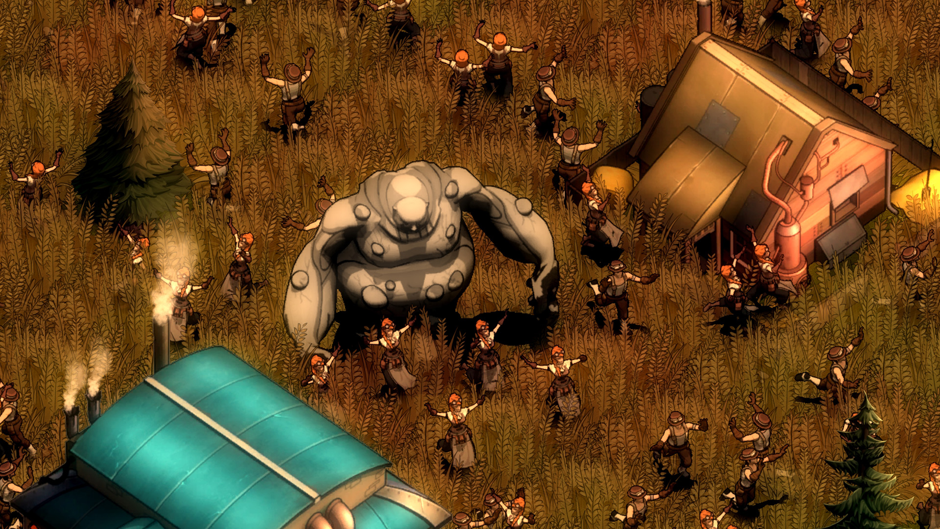They Are Billions [BETA] [ISO] [lngles] [2018] [MEGA]