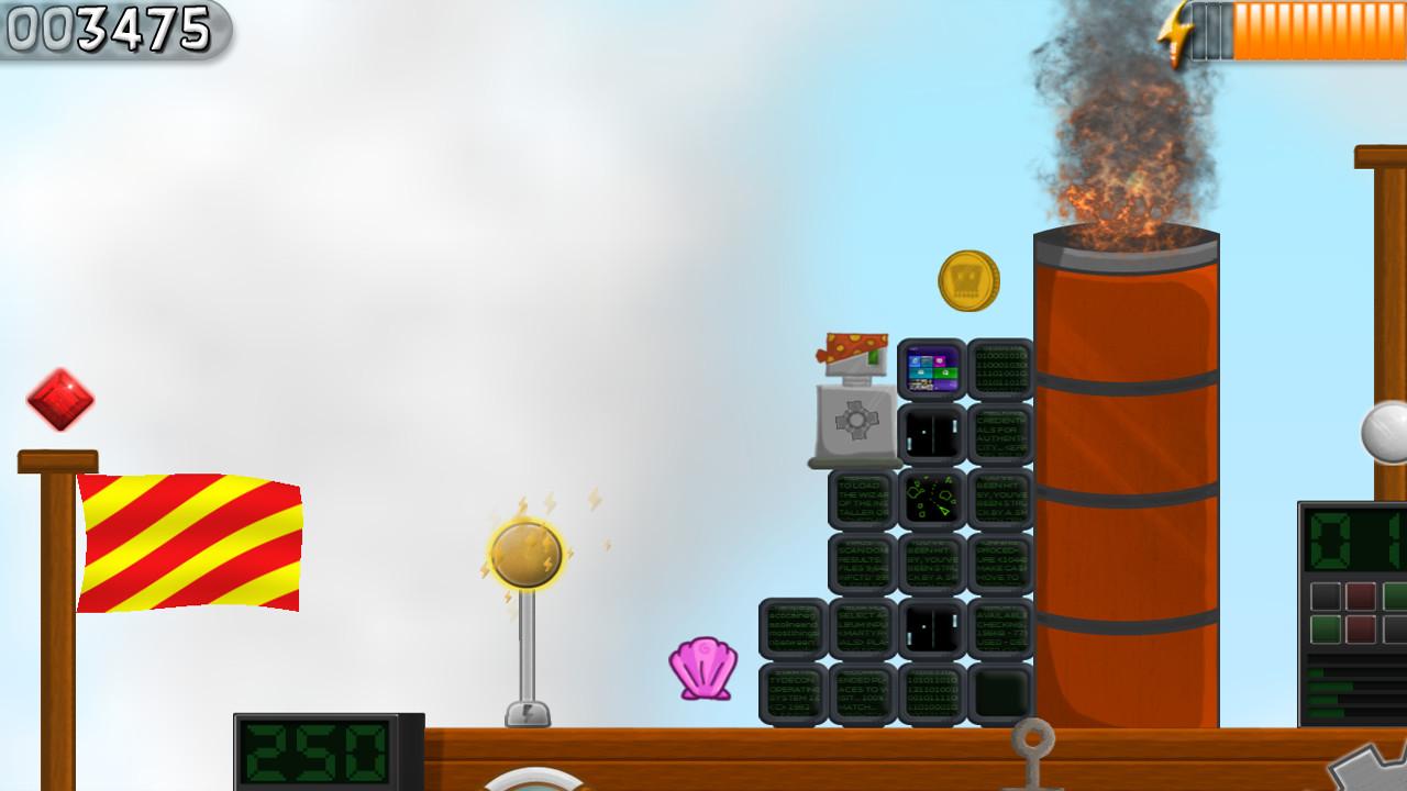 Robot Pirates screenshot
