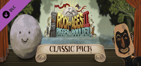 Rock of Ages 2 - Classic Pack + Soundtrack game image
