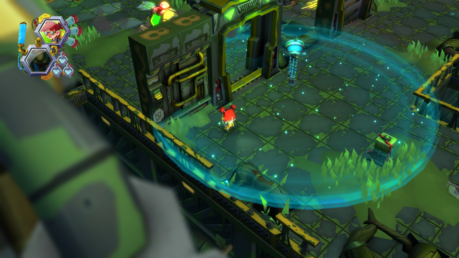 Vesta screenshot
