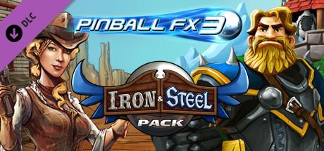 Pinball FX3 - Iron & Steel Pack