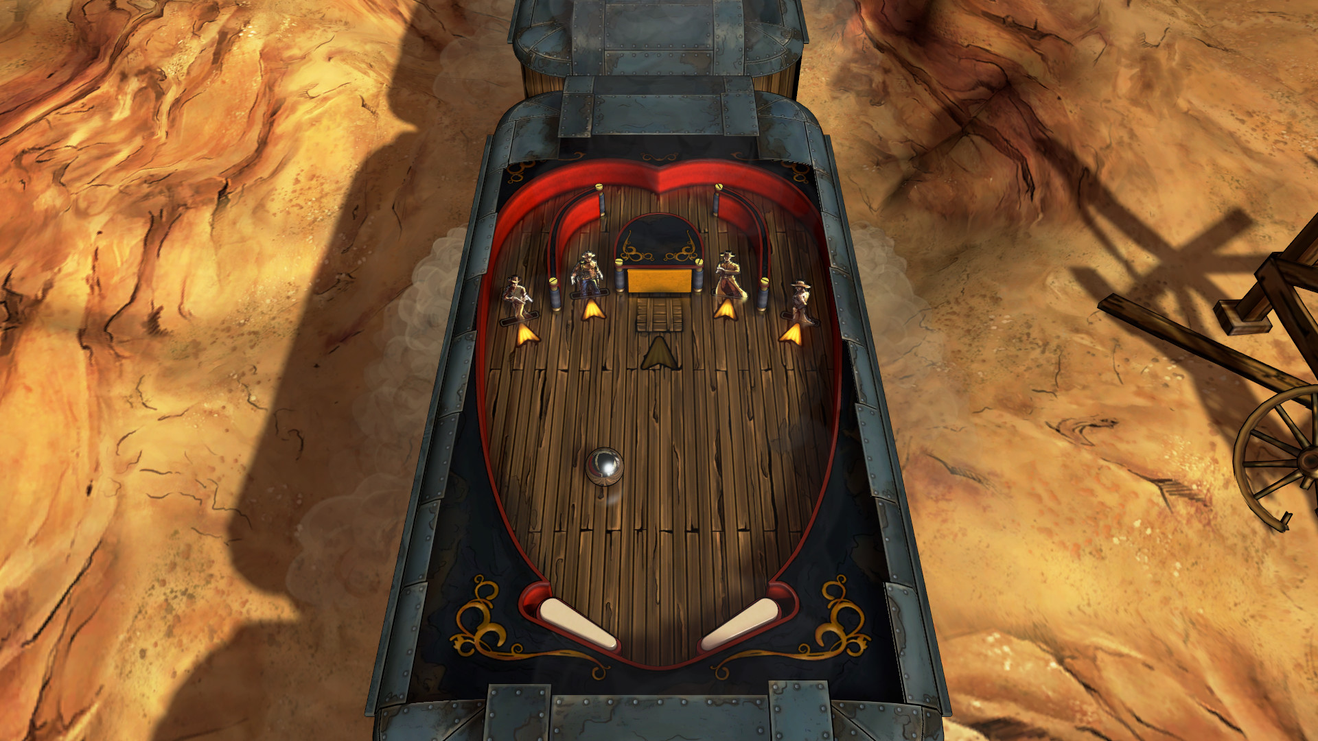 Pinball FX3 - Iron & Steel Pack screenshot