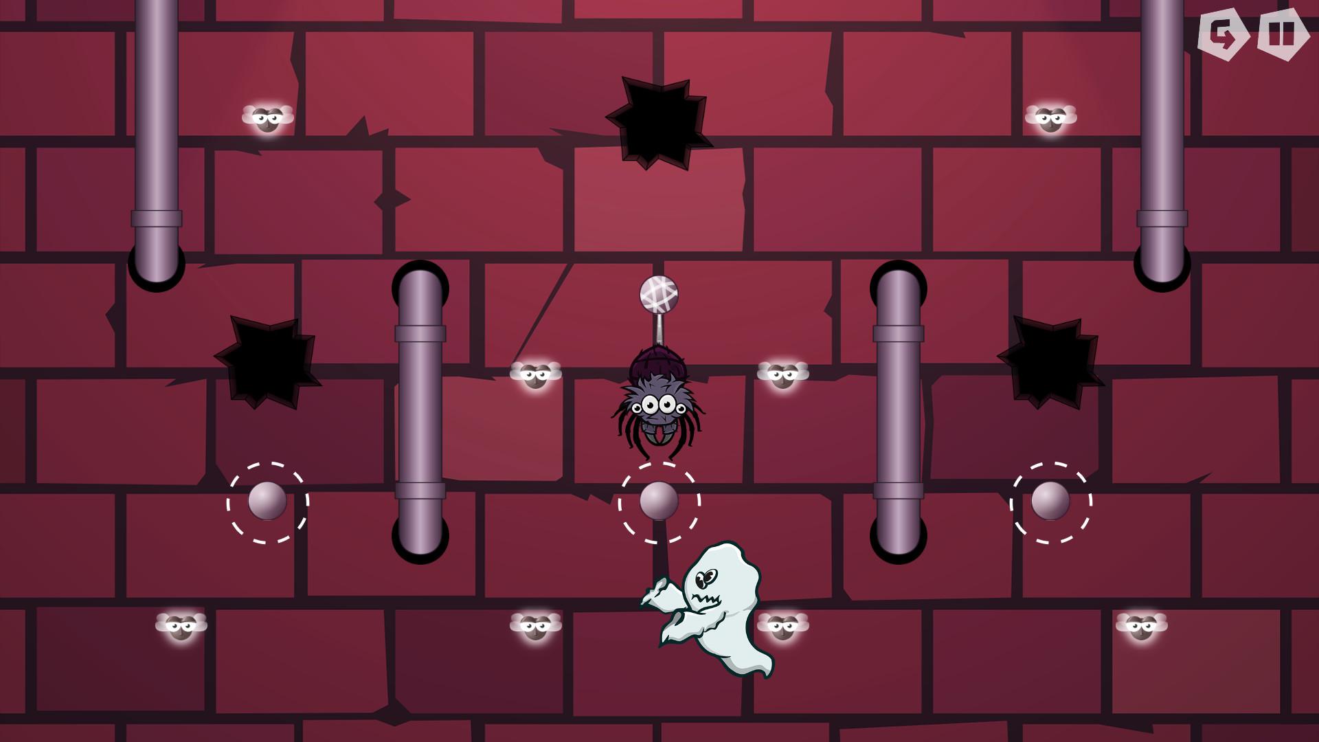 Riaaf The Spider screenshot