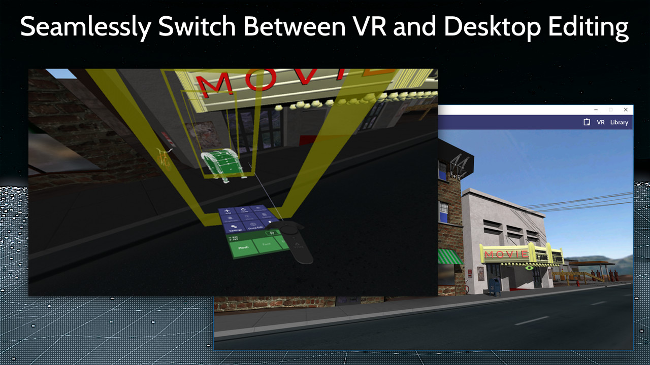 Verto Studio VR screenshot