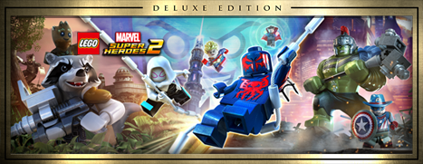 скачать игру Lego Marvel Super Heroes 2 - фото 8