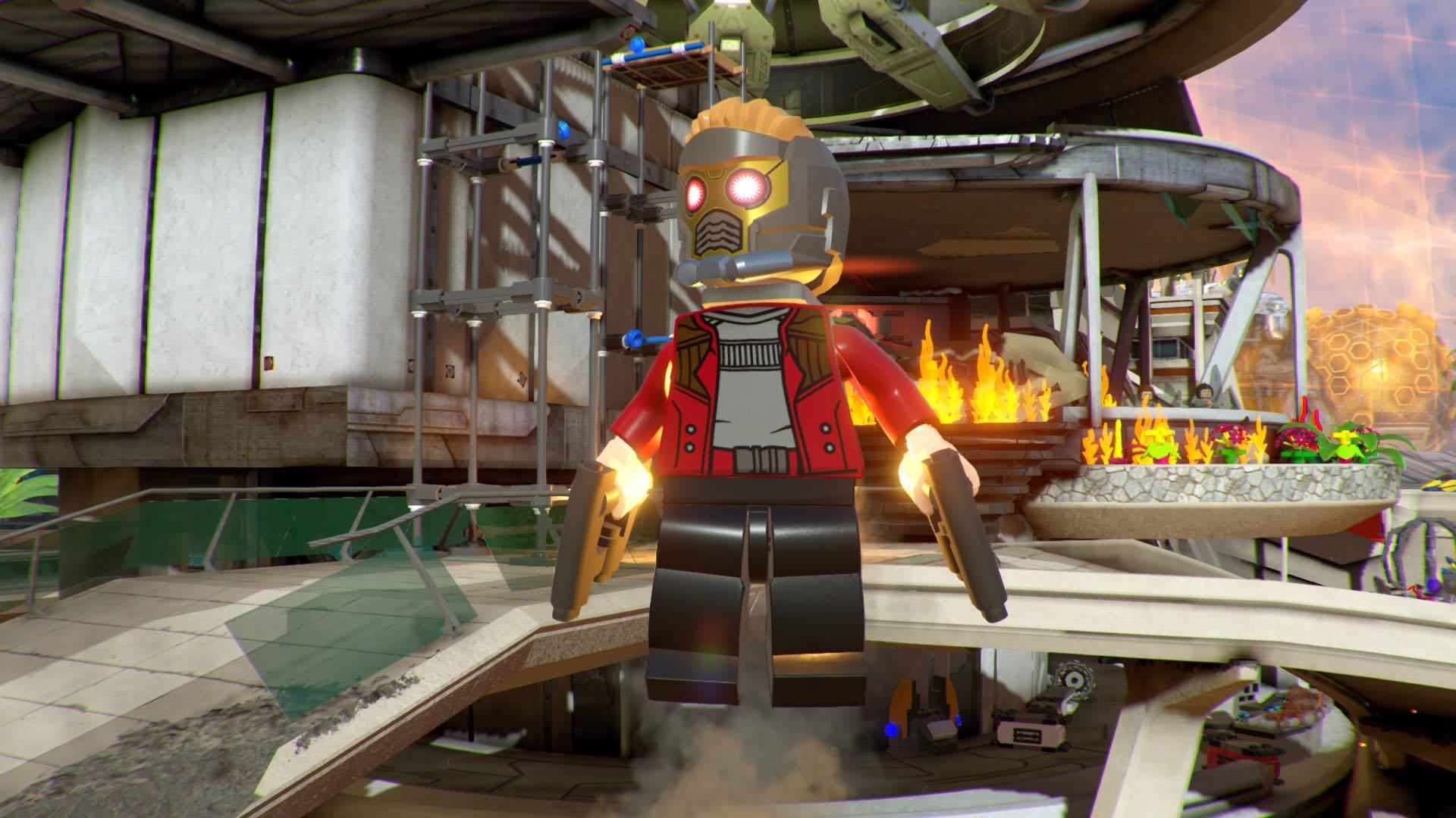 LEGO Marvel Super Heroes 2 (Warner Bros. Interactive) [RUS/ENG/Multi14] [L]