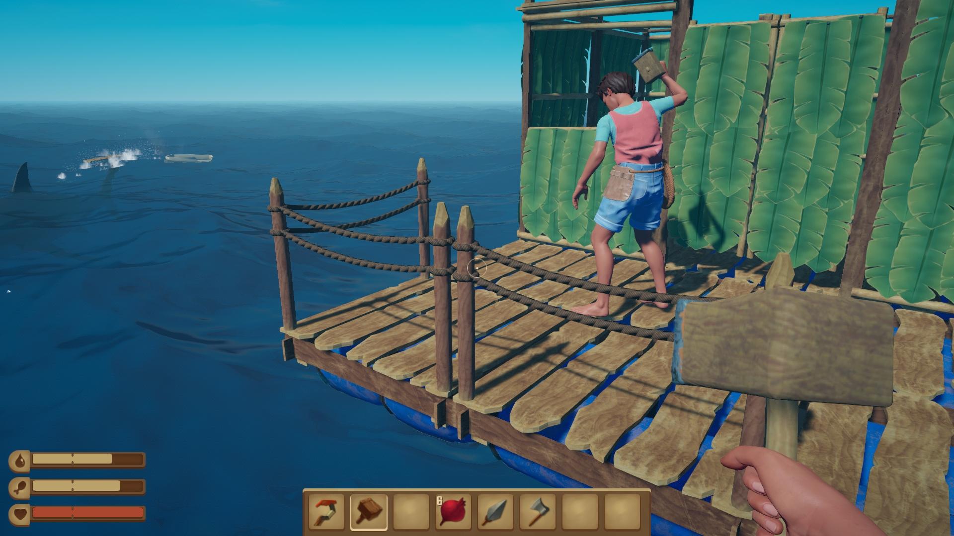 Steam Adventure Building Game