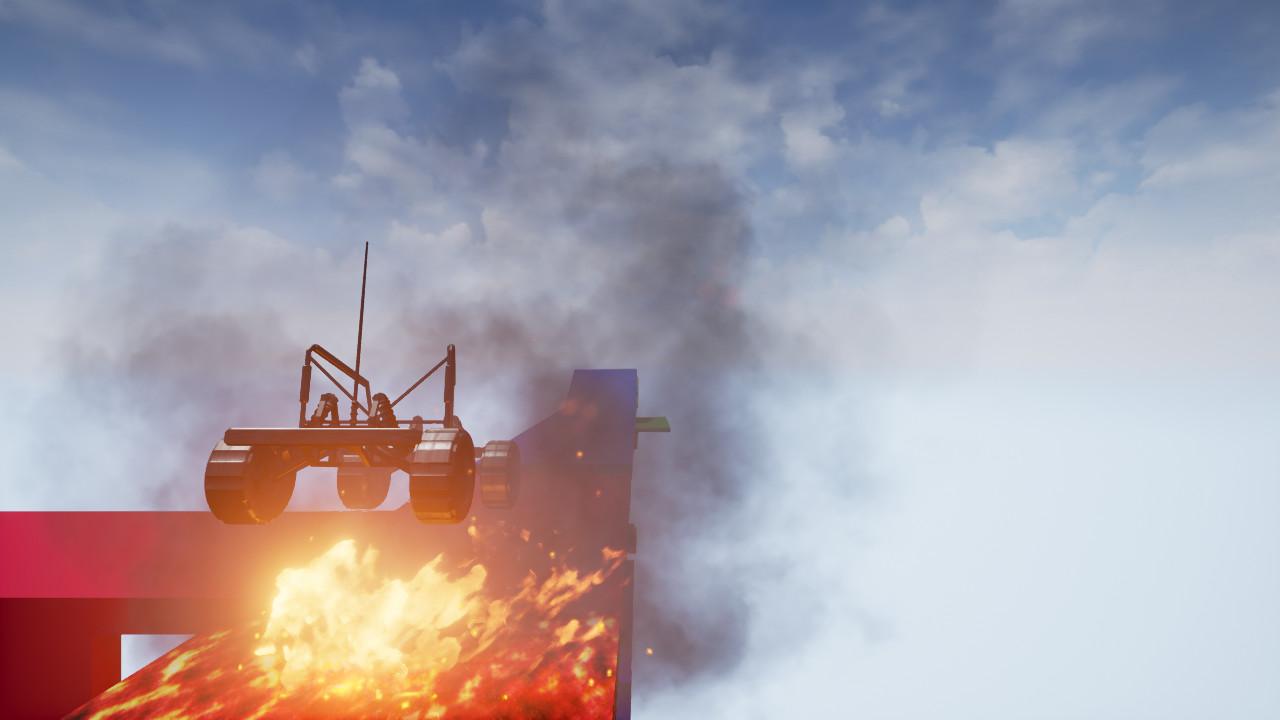 Vehicle VR screenshot