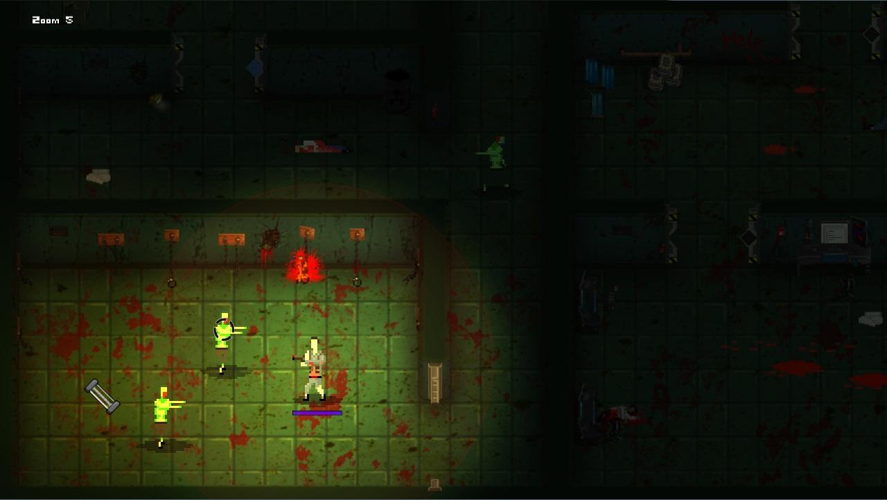 Deadly Escape screenshot