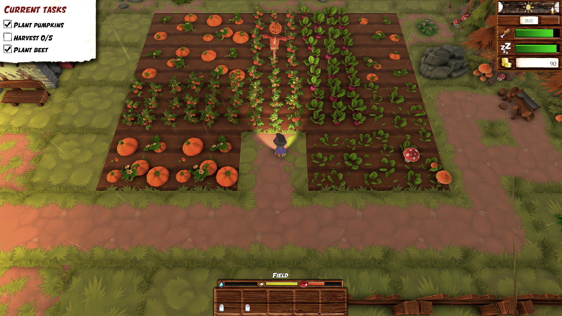 Harvest Life screenshot