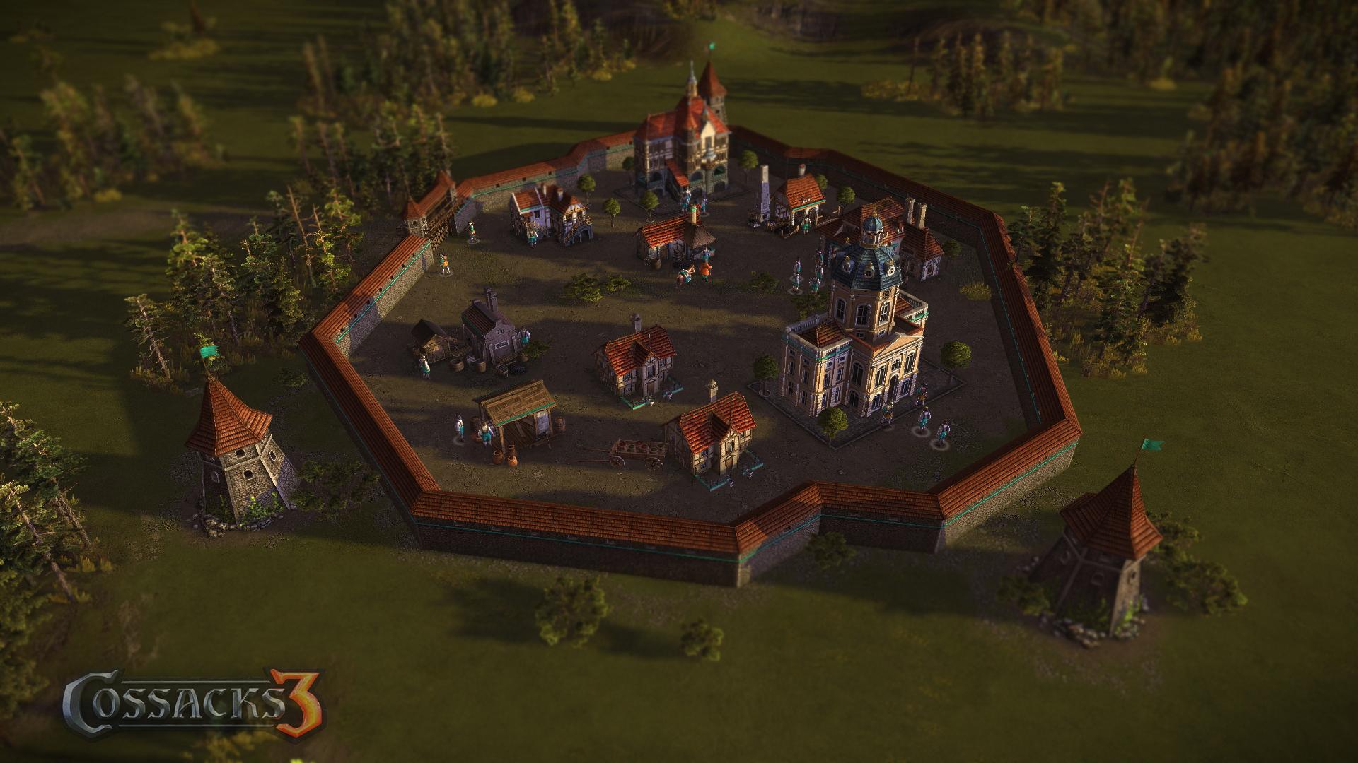 Cossacks 3 Steam скачать