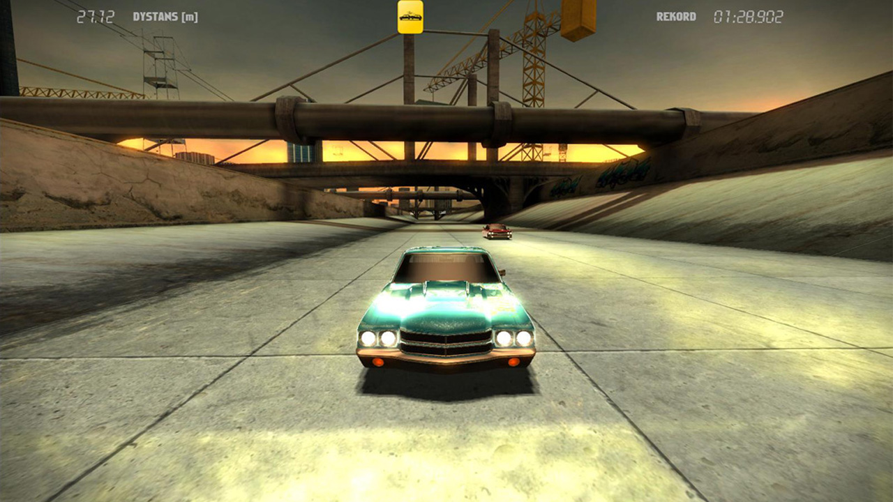 Ride 'em Low screenshot