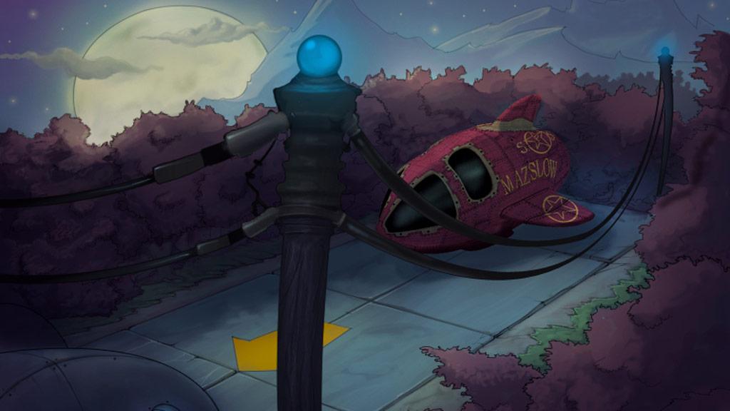 Kaptain Brawe: A Brawe New World screenshot