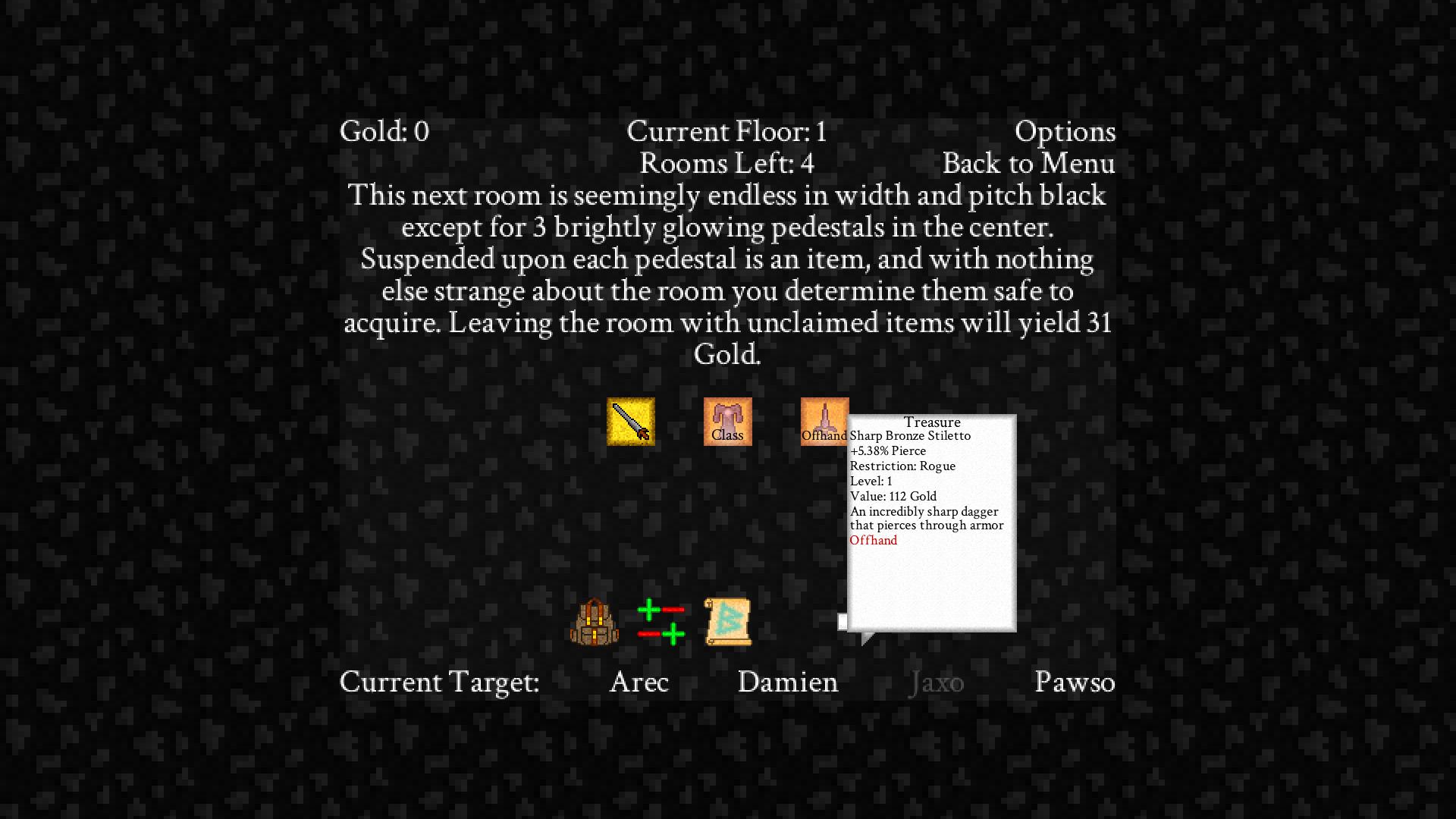 The Labyrinth screenshot