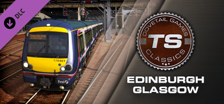 Train Simulator: Edinburgh-Glasgow Route Add-On