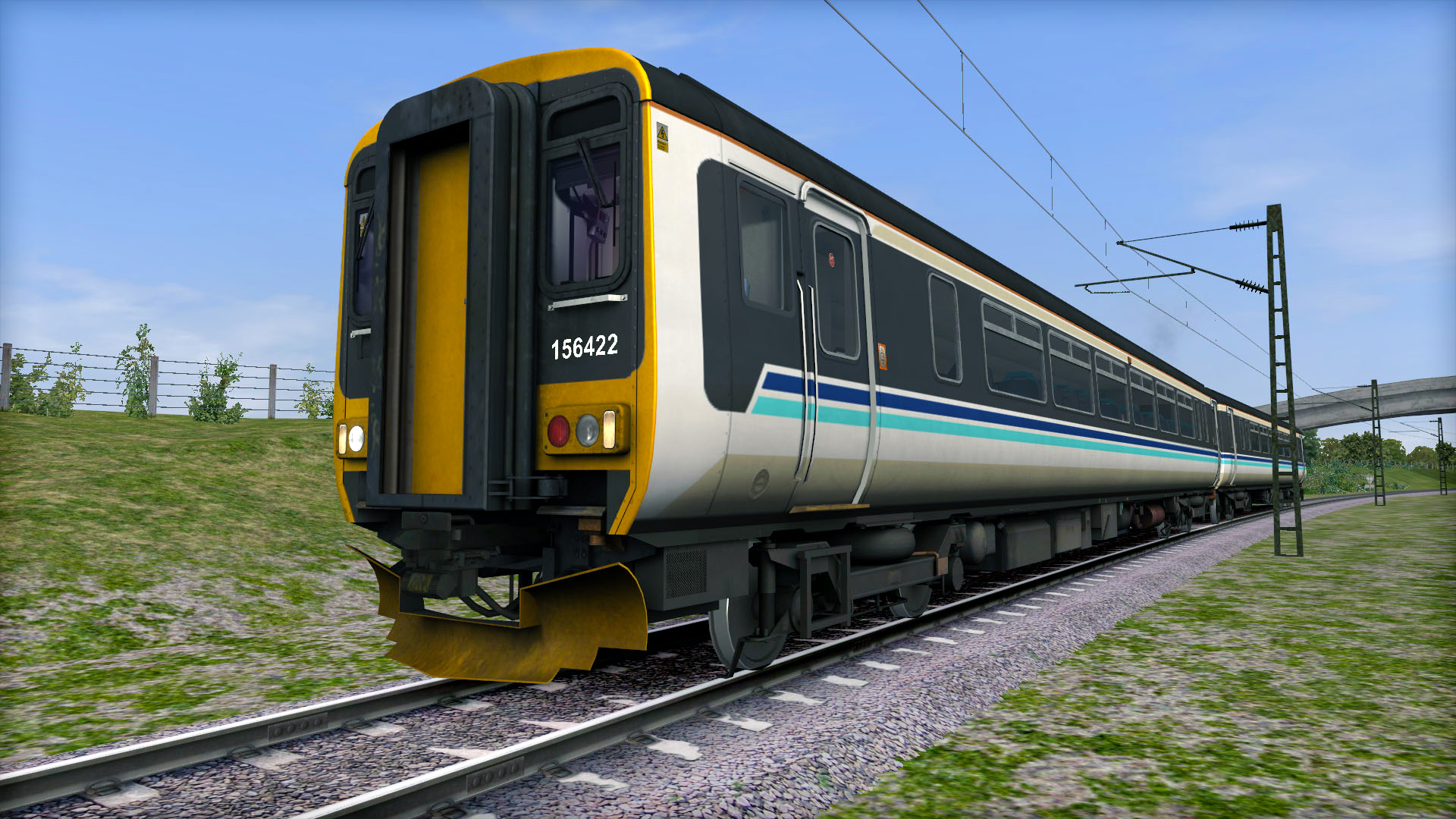Train Simulator: Class 156 Loco Add-On screenshot