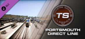 Train Simulator: Portsmouth Direct Line Route Add-On