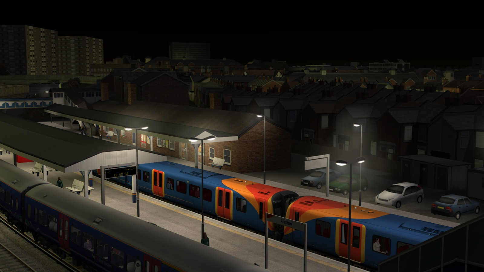 Train Simulator: Portsmouth Direct Line Route Add-On screenshot