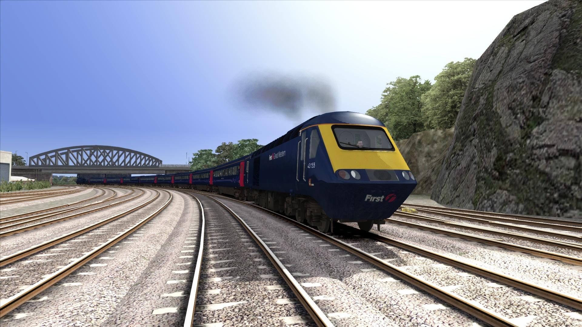 Train Simulator: Bristol-Exeter Route Add-On screenshot