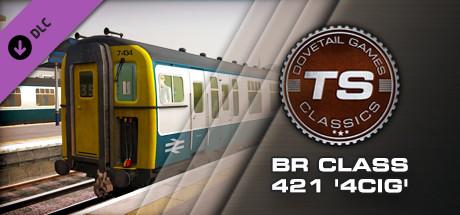 Train Simulator: BR Class 421 '4CIG' Loco