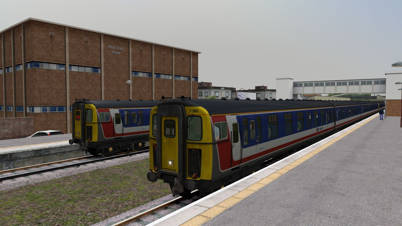 Train Simulator: BR Class 421 '4CIG' Loco screenshot