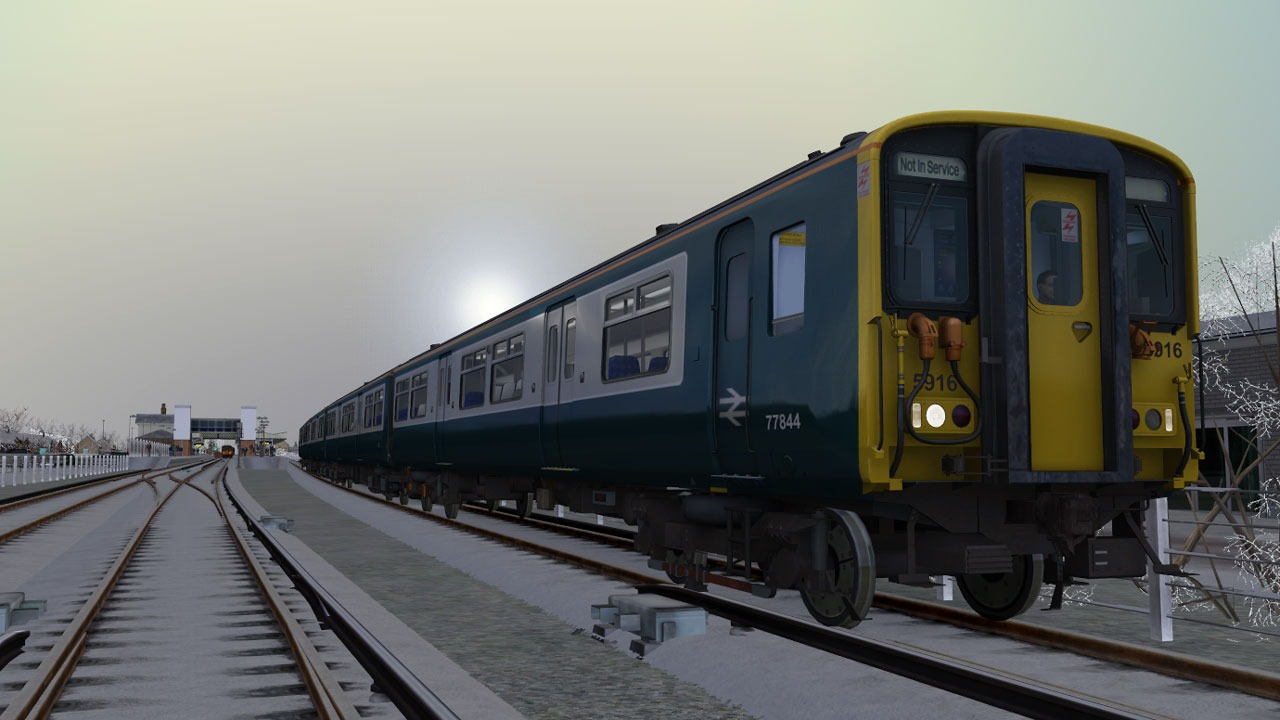 Train Simulator: Class 455 EMU Add-On screenshot