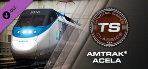 Train Simulator: Amtrak Acela Express EMU Add-On